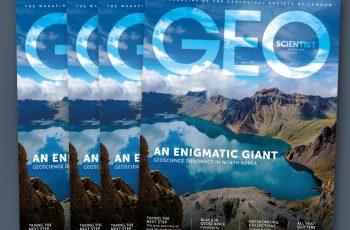 Geoscientist: A new chapter