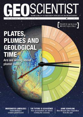 Geoscientist October 2020