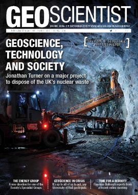 Geoscientist September 2020