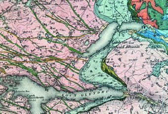 Geological mapping of our world and others